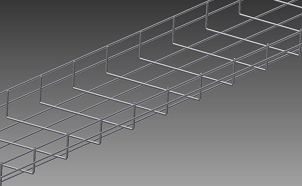 Wire Mesh Cable Tray(Straight Type)