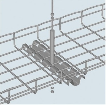 Wire Mesh Cable Tray(Cablofil Type)