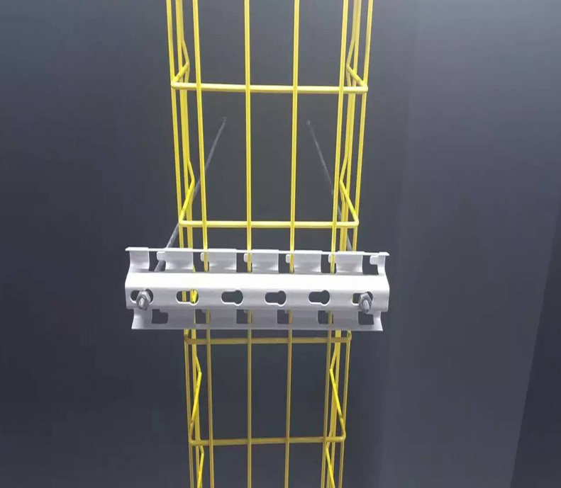 Wire Mesh Cable Tray (Paint)